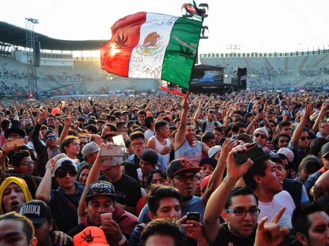 Jesús Orta anunció el reforzamiento de la seguridad en el transporte público durante el regreso a casa de los asistentes al Festival Vive Latino 2019. Foto: Cuartoscuro