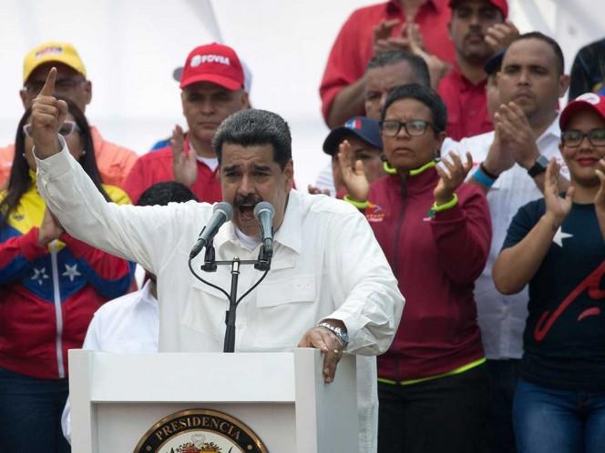 Sanciona EUA a minera de Venezuela