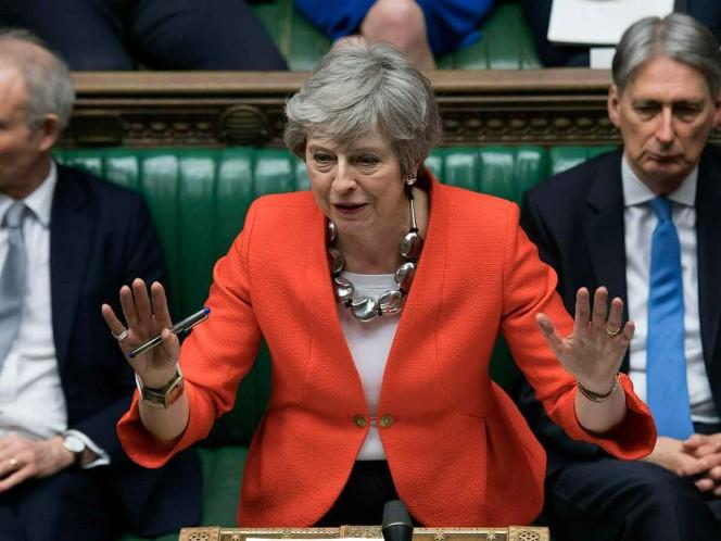 Theresa May pide a la Unión Europea ampliar el plazo del brexit