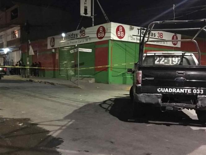 Matan a cajera de tienda en Ecatepec que era 'blanco de asaltos'