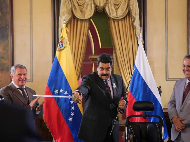 Rusia justificó presencia de sus militares en Venezuela