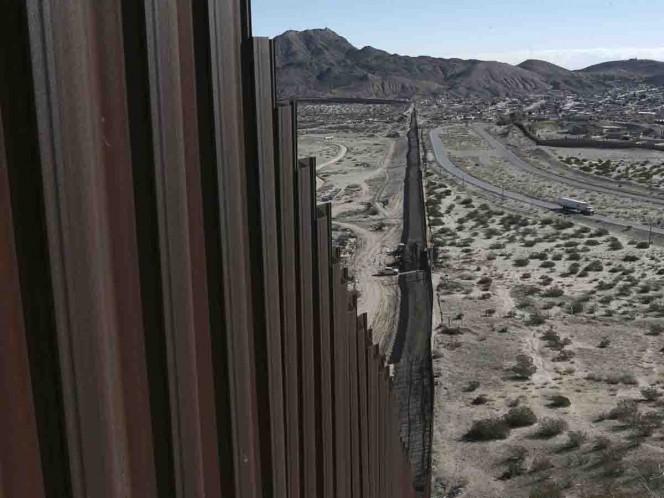 Pentágono autoriza mil millones de dólares para muro fronterizo