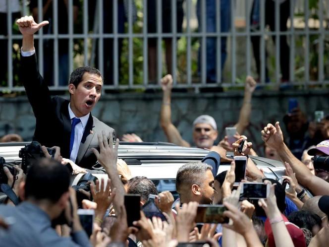 Parlamento Europeo reiteró reconocimiento a Guaidó como presidente interino