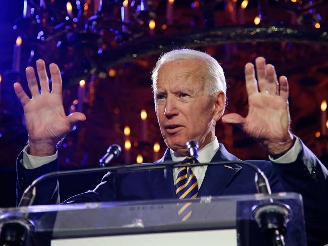 Joe Biden se defiende de las acusaciones de un beso inapropiado