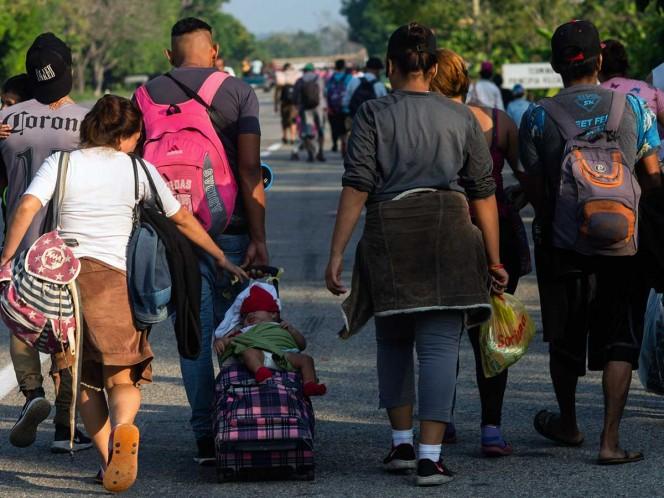 Reiniciará expedición de visas humanitarias para migrantes en Chiapas