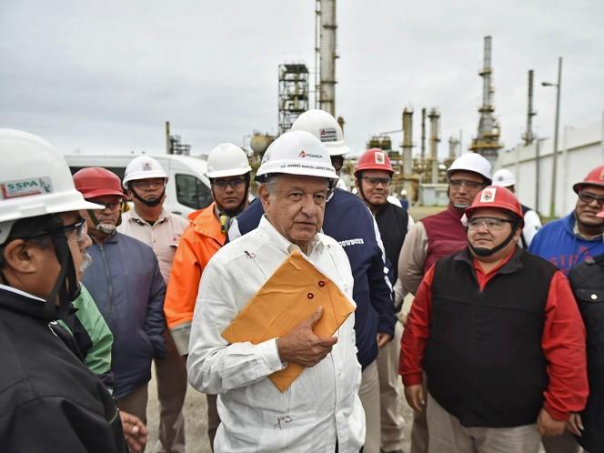 Compañías invitadas aceptan ir por licitación en Dos Bocas