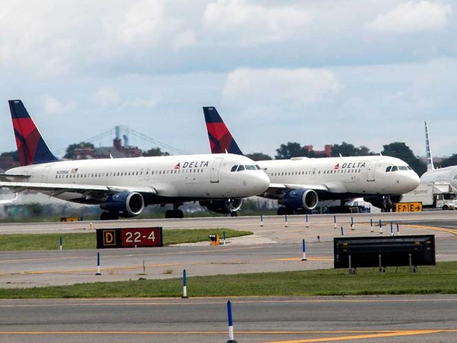 Más de 500 vuelos retrasados en EU por falla técnica