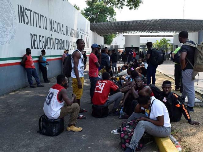 Diputados aprueban sanciones a funcionarios que violen derechos de migrantes