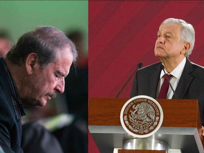 López Obrador instruye a Sedena proteger a Vicente Fox