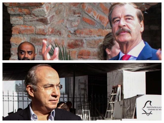 Seguridad, Andrés Manuel López Obrador, Protección, Felipe Calderón, Vicente Fox, Militares, Sedena, Expresidentes, Gobierno de México