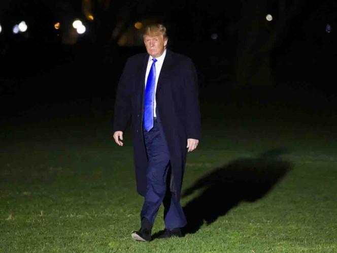Trump enfurece con jueces por decisión en su contra sobre política migratoria