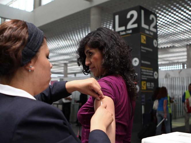 México preparado ante posibles contagios de sarampión: SSA
