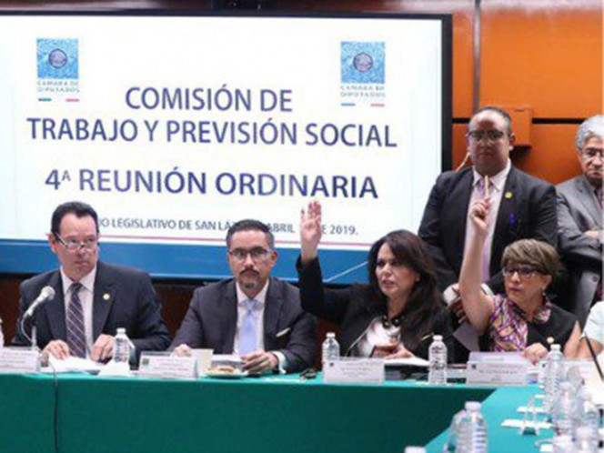 Discutirán reforma laboral el miércoles