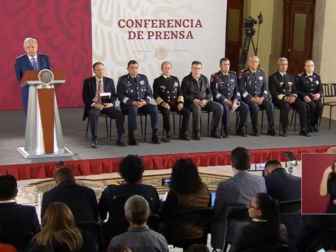 Guardia Nacional, AMLO, ONU, Derechos Humanos, Seguridad, Justicia, Sedena, Marina, Policía Federal, Regiones, Policías, Crimen organizado, Seguridad pública