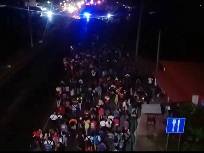 Se fugan ocho cubanos del INM en Chiapas