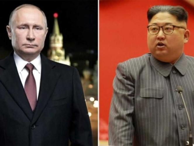 Putin y Kim Jong-un celebrarían una cumbre la semana próxima