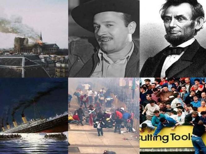 Tragedias en el mundo que ocurrieron un 15 de abril
