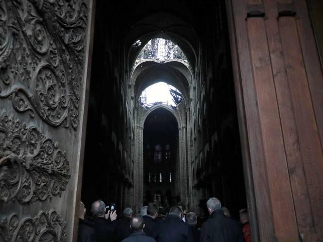 Notre Dame, Catedral, Incendio, Seguridad, Llamas, Fuego, París, Francia