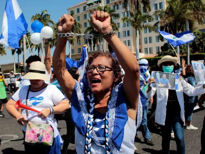 Causa crisis en Nicaragua 62 mil refugiados