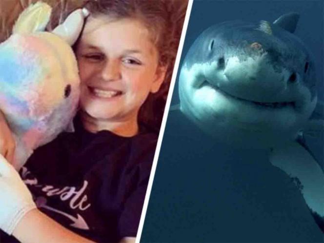 Tiburón ataca a menor en playas de Florida, EU