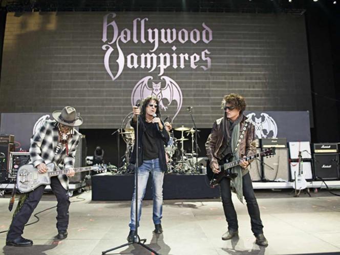 Hollywood Vampires regresa con música inédita