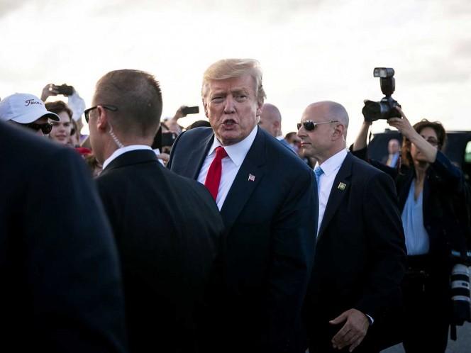 Trump aseguró que el Congreso no puede someterlo a un juicio político