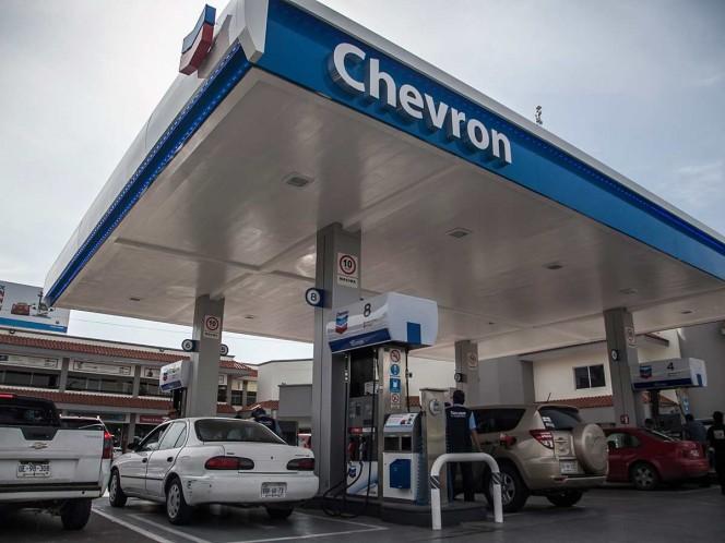 Evidencian a Chevron como la más carera en precios de gasolinas