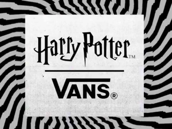 Fans de Harry Potter, ahorren — Vans