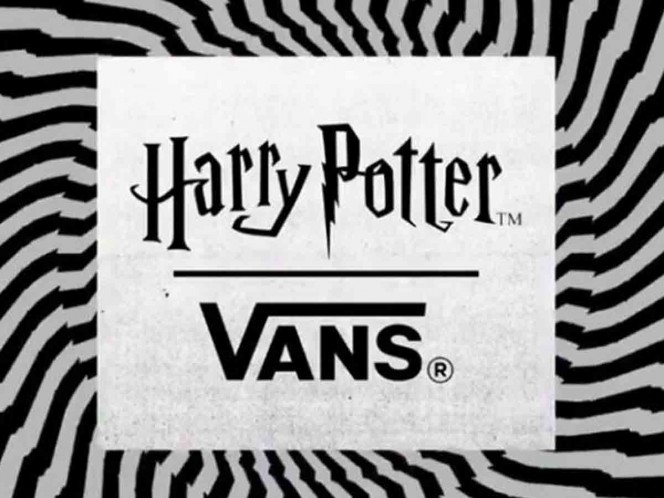 Vans anunció una colección inspirada en Harry Potter