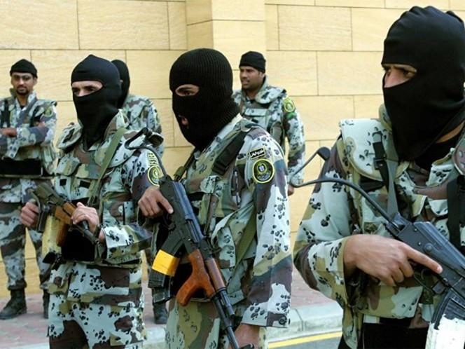 Arabia Saudita ejecuta a 37 terroristas y a uno lo crucifica