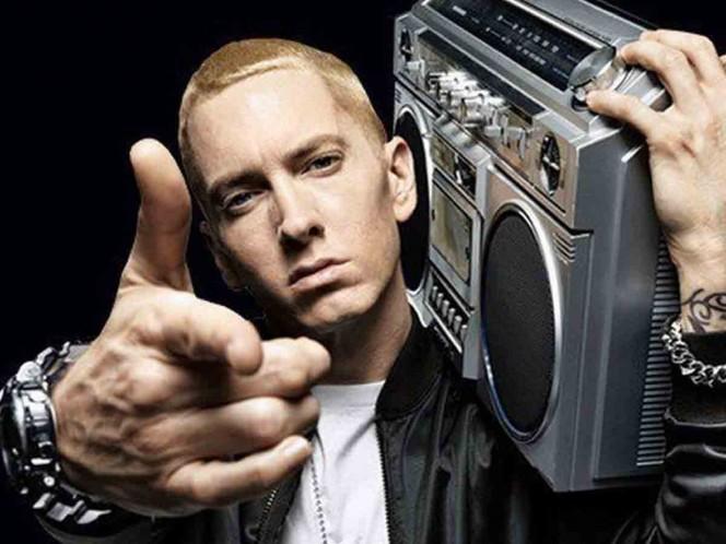 Eminem celebra en Instagram once años de sobriedad
