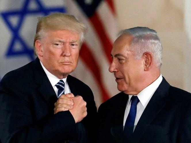 Colonia israelí en Golán se llamará 'Donald Trump'