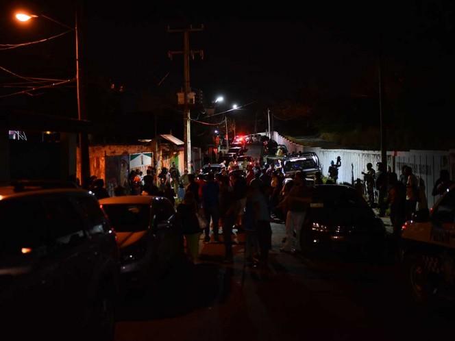Grupos criminales, detrás de multihomicidio en Minatitlán: Fiscalía