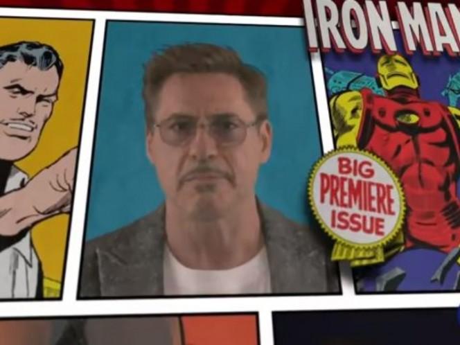 Avengers hacen resumen cantado del Universo Marvel