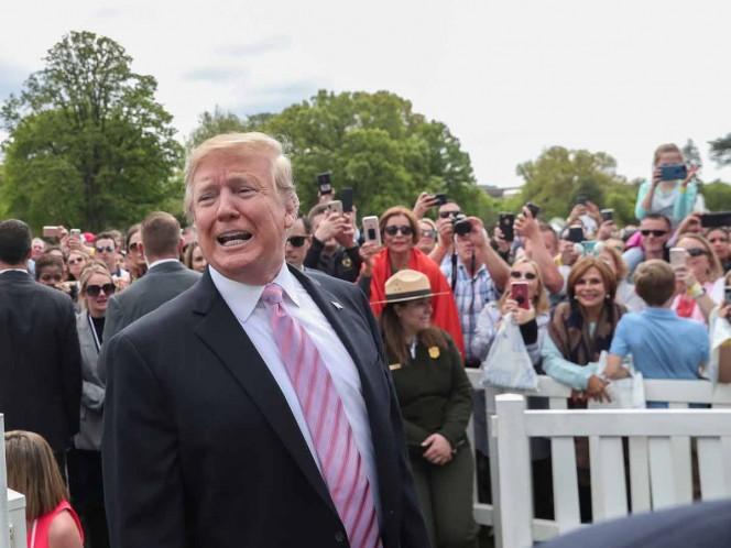 Trump hará su primera visita de Estado a Gran Bretaña en junio
