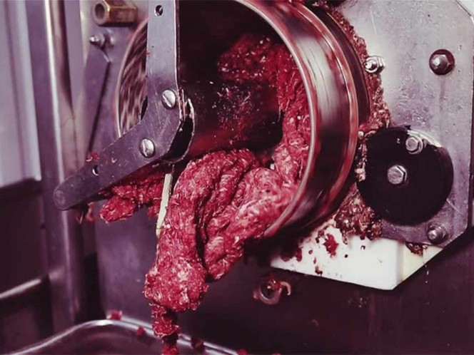 Muere 'devorada' por una moledora industrial de carne