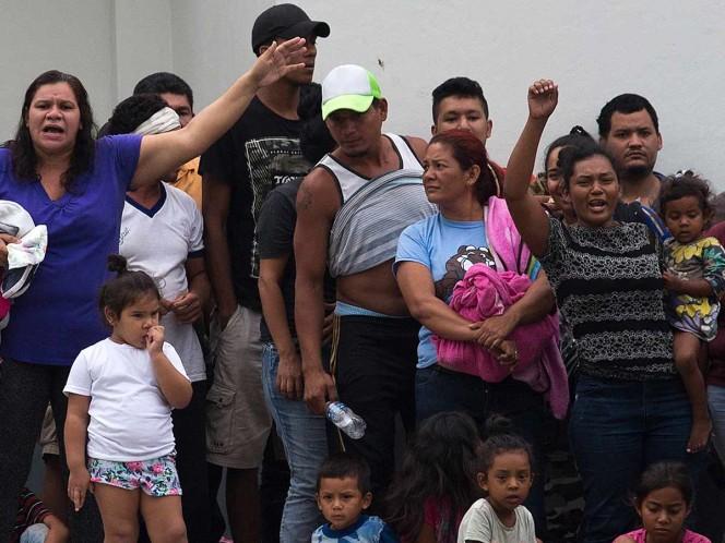 Papa Francisco dona 500 mil dólares a migrantes en México