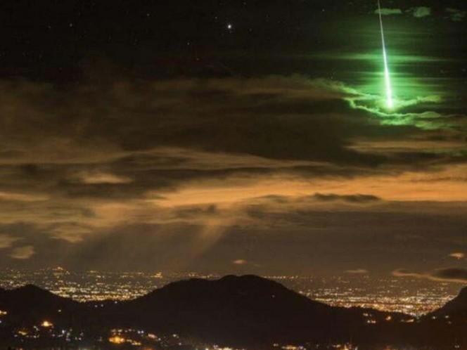Confirman caída de meteorito de millones de años en Costa Rica