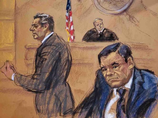 Rechazan repetir juicio de 'El Chapo' Guzmán