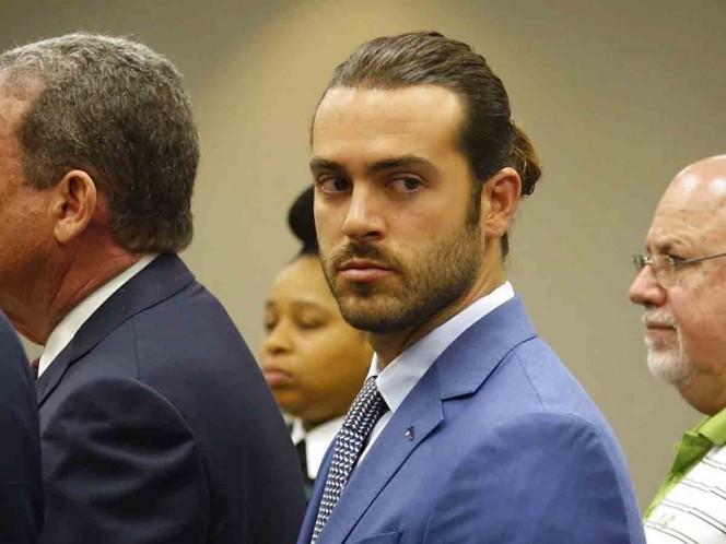 Llega Pablo Lyle a la corte en Miami