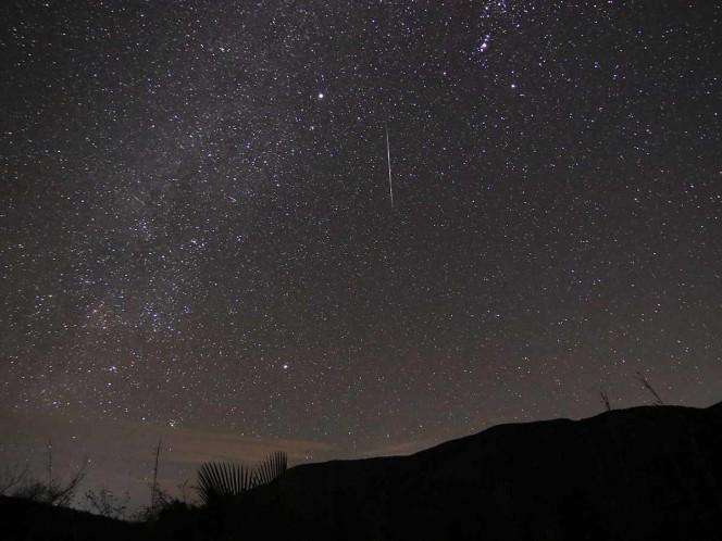 ¿Dónde y cuándo ver la lluvia de estrellas Acuáridas en México?
