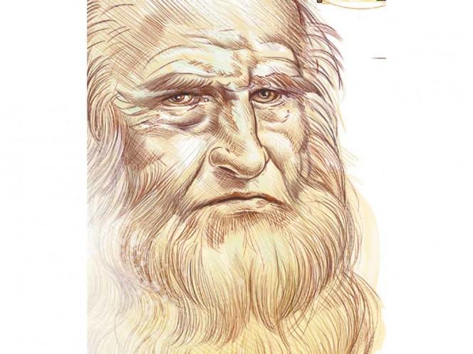 Leonardo da Vinci, un genio... y también mortal