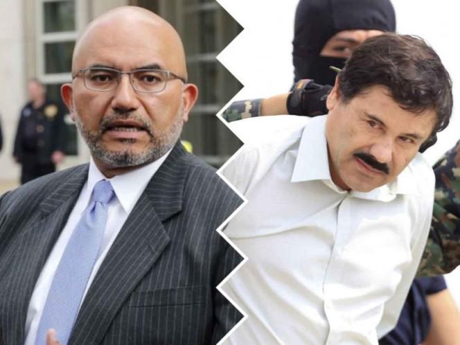 El Chapo pide la destitución de su abogado
