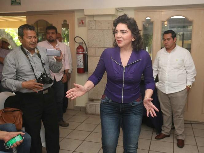 Ivonne Ortega ve riesgo de aniquilamiento del PRI