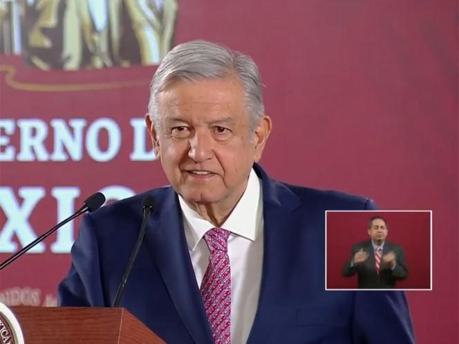 Dos Bocas se va a construir en tiempo y forma: López Obrador