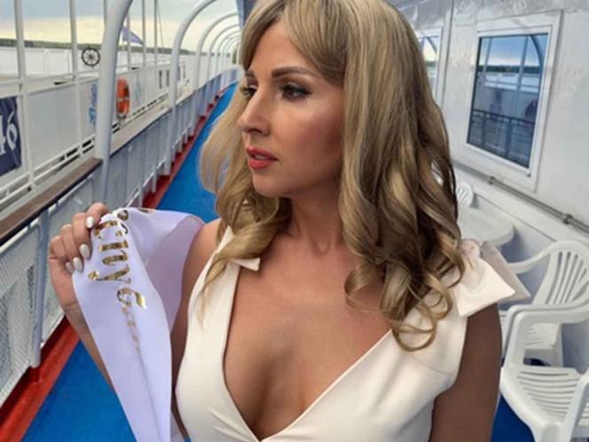 Ella es la mujer casada más bella de toda Rusia