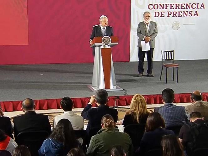 Oficializa AMLO nombre del Instituto para Devolverle al Pueblo lo Robado