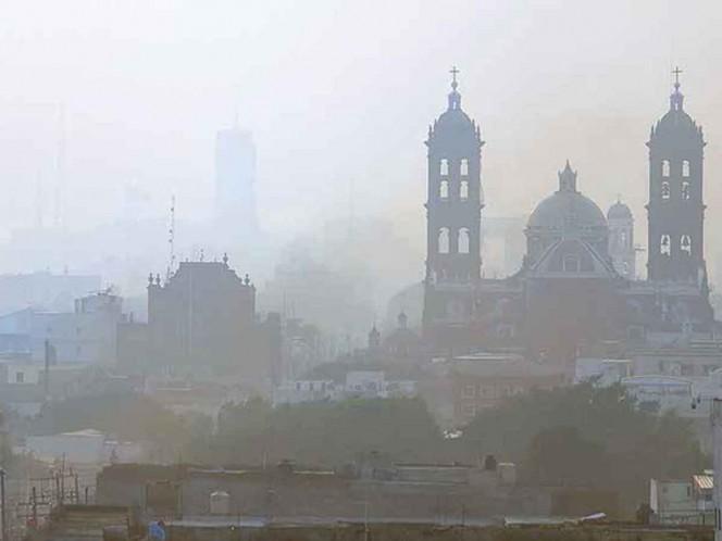 En 11 estados sube la contaminación; incendios disparan mala calidad del aire