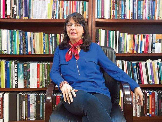 'Conacyt no va en plan político': María Elena Álvarez-Buylla