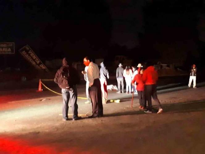 Intenta cruzar la México-Cuernavaca y muere